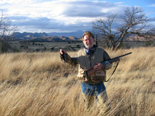 quail hunting photo