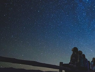 Montauk Star Gazing Photo